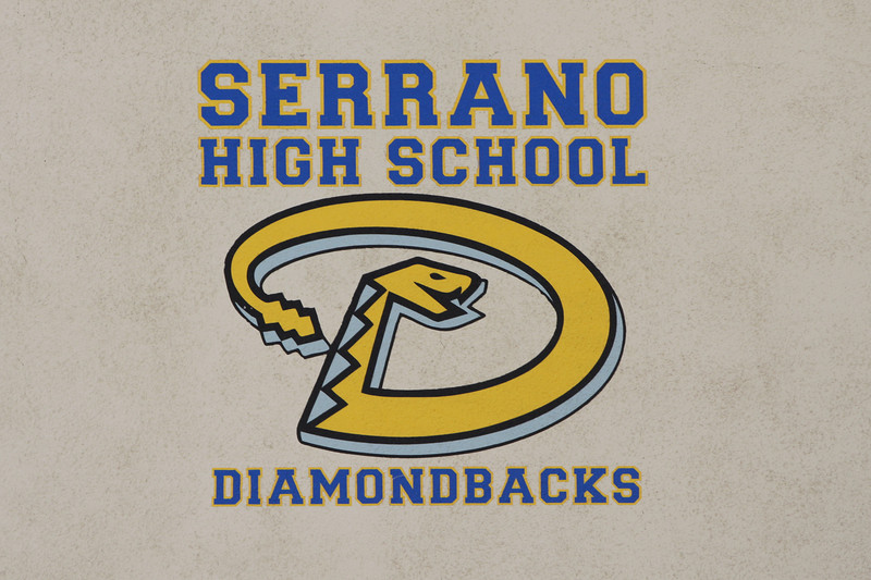 Serrano girls tennis 2012