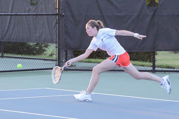 Fall Tennis 2012