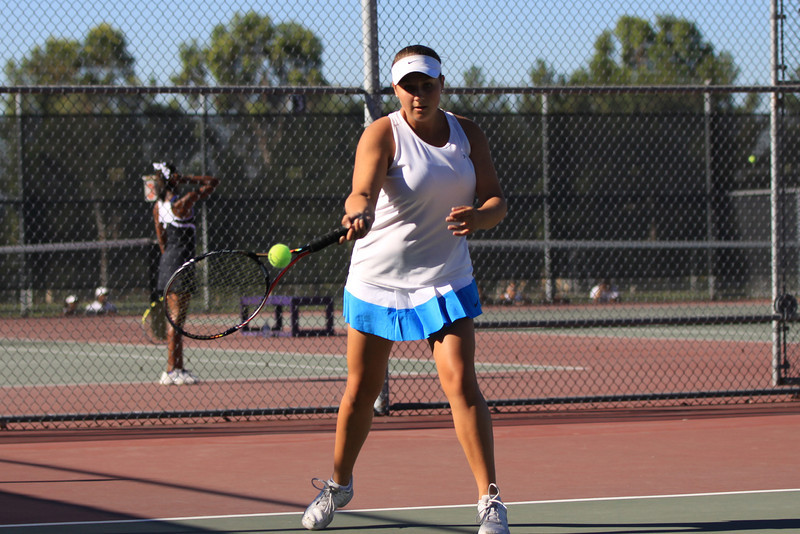 St. Lucy's san dimas G tennis 2012