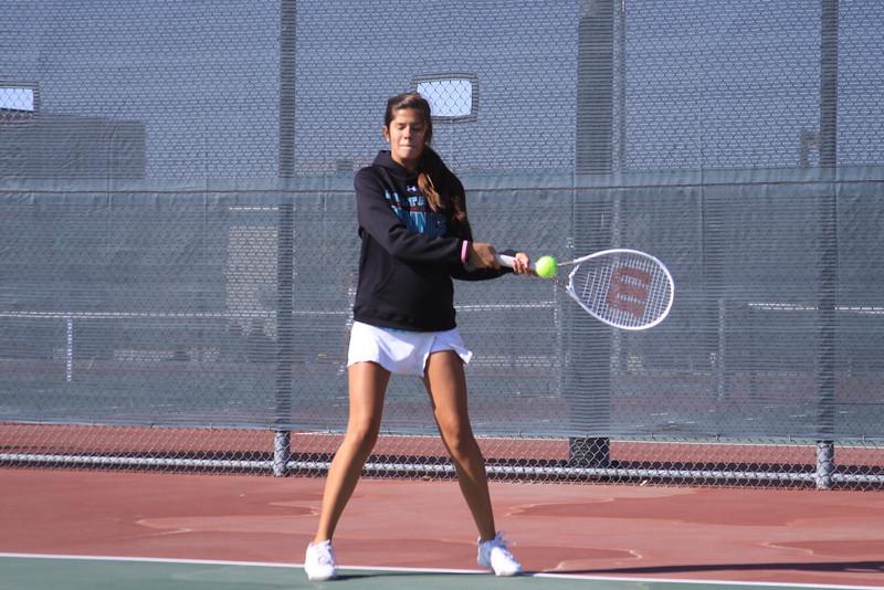 Hesperia Sultana Sultans Girls Tennis 2010