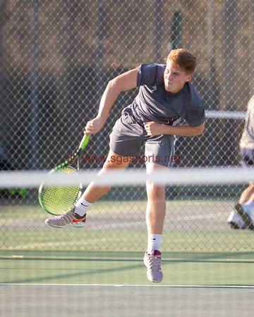 Tennis: Thomas Co Central vs Tift County 2019