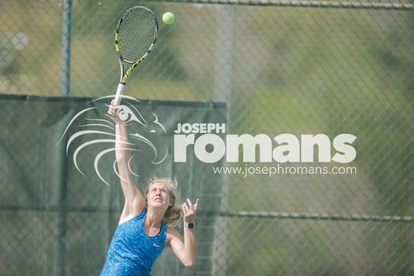 Tennis Doubles vs Montgomery Academy