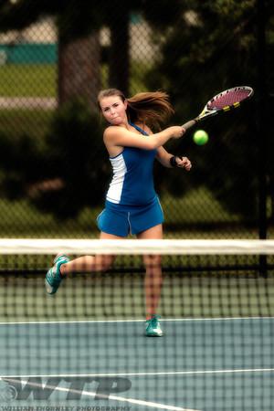Tennis HHA vs CP 9-29-15