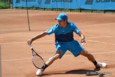 ITF Tennis - Pro Circuit - Romania F5 Futures - Semifinals at Banca Transilvania Open 2015
