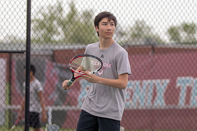 Tennis Rock Ridge Boys
