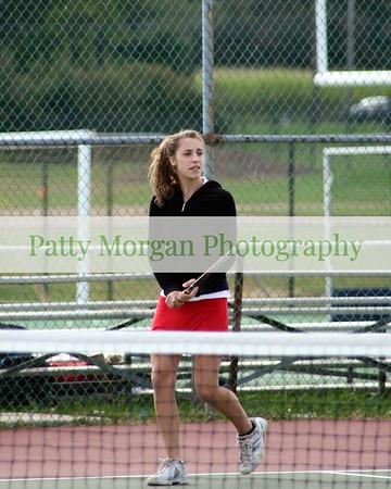 UDHS Girls Tennis 2009-2010