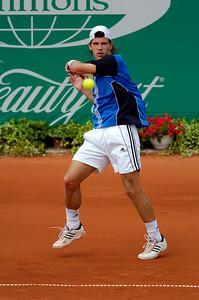 US Clay Court Tournament Westside Tennis Club, Houston TX,   April 2005  Tommy Haas (GER) vs. Jurgen Melzer (AUT)