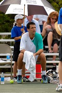 US Clay Court Westside Tennis Club, Houston TX,   April 2007  Michael Russell vs. Paul Goldstein