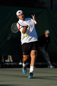 US Clay Court Westside Tennis Club, Houston TX,   April 2007  S. Grosjean (FRA) vs. D. Hartfield (ARG)