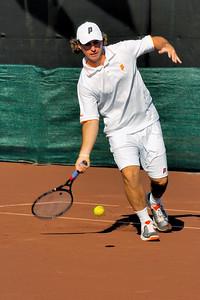 US Clay Court River Oaks Tennis Club, Houston TX,   April 2008  Vincent Spadea & Peter Luczak vs. Scotty Lipsky & David Martin