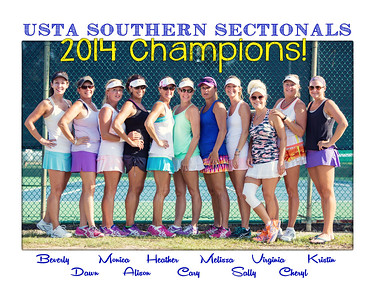 USTA Sectionals 082314