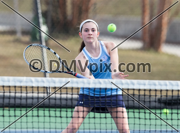 W-L @ Yorktown Girls (16 Mar 2015)