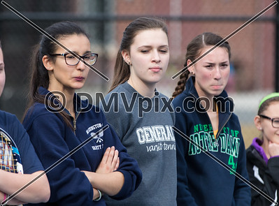 W-L @ Yorktown Girls Tennis (16 Mar 2015)