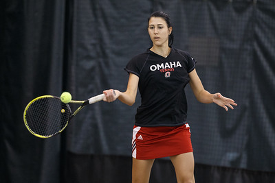 Molly Matricardi  Women's Tennis  April 03, 2015