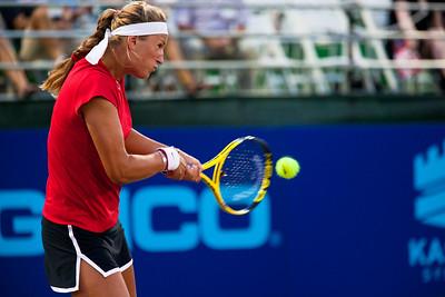 WTA star Victoria Azarenka making her Kastles' debut