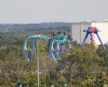 Kings Island Amusement Park, Mason, Ohio