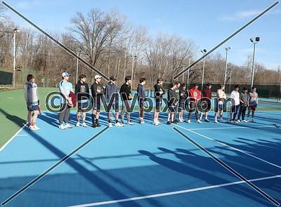 Yorktown @ DJO Boys Tennis (07 Mar 2019)