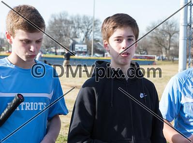 Yorktown @ W-L Boys Tennis (16 Mar 2015)