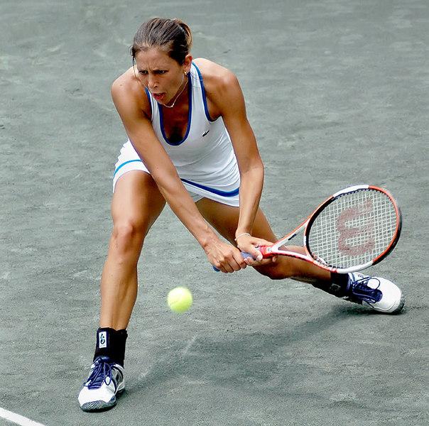 Marie-Eve Pelletier /2006 MIMA Foundation USTA Tennis Classic