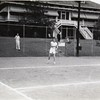 Man Playing Tennis (01249)