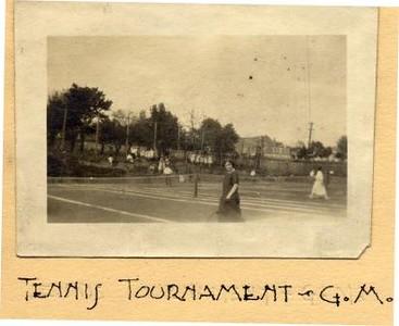 Tennis Tournament II (01587)