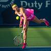 Tennis.  Dubai Tennis Championships, Dubai, UAE. 16 Feb 2015