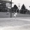 Man Playing Tennis X (01252)