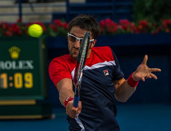 Tennis.  Dubai Tennis Championships, Dubai, UAE.