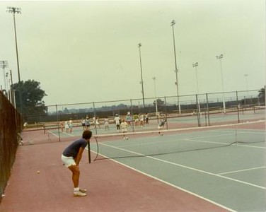 E. C. Glass High School Tennis I (01247)