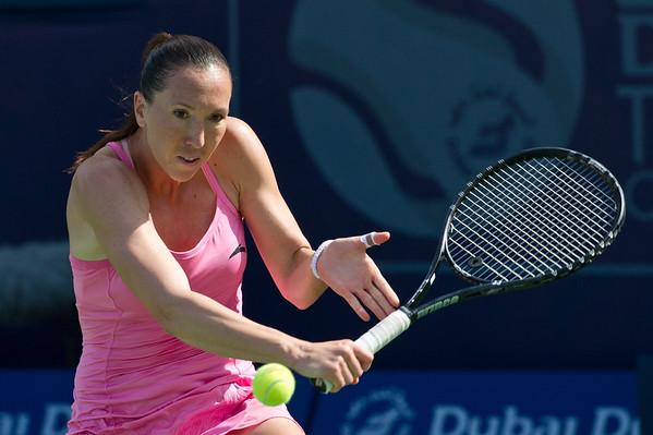 Tennis.  Dubai Tennis Championships, Dubai, UAE. 19 Feb 2011