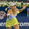 Tennis.  Dubai Tennis Championship