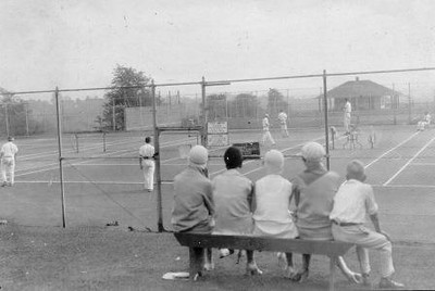 Citywide Tennis Tournament III (01499)