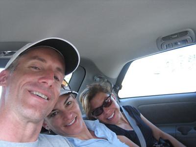 Terrier Tri Triathlon Camp 2009