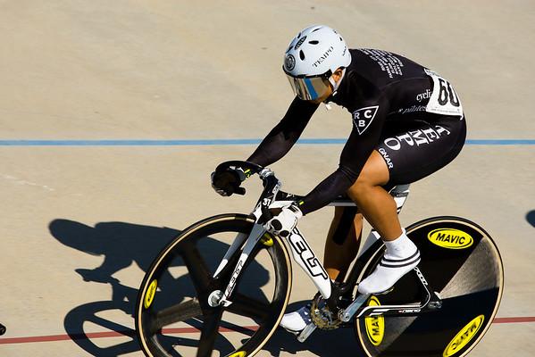 Testarossa Velodrome Challenge 2011 Day 1