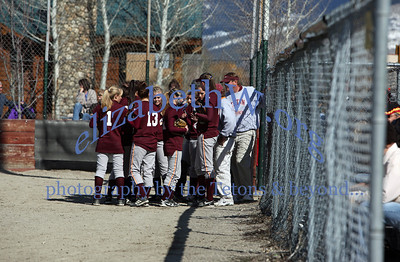 Teton Girls Softball 2009