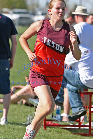 Teton Valley Redskins Track