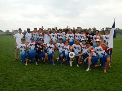 2014-8-10 Day2 2014 U-19 National Tournament