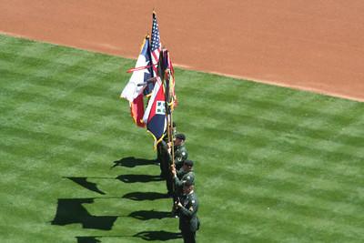 Texas Ranger's Home Opener 2009