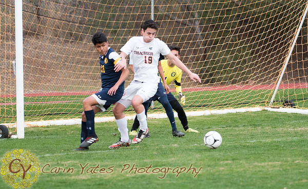 1-16-18 Boys Varsity Soccer VS Santa Clarita