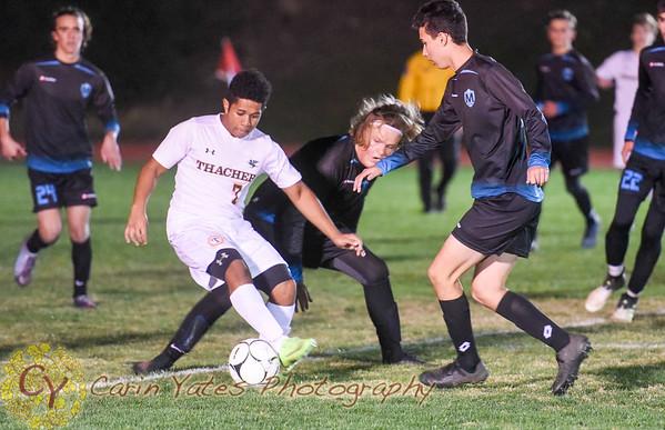 1-19-19 Boys Varsity soccer VS Malibu