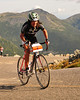 "David ""Tinker"" Juarez, of Whittier, California, finished 2nd, in the 38th Annual Mt. Washington Auto Road Bicycle Hillclimb, with a time of 58:08, on August 21st, 2010, in Gorham, New Hampshire. 600 cyclists raced up the grueling 7.6 mile Auto Road course, to the 6,288' summit of Mt. Washington, the highest peak in the Northeastern United States. The race was won by 42 year old Nico Toutenhoofd, of Boulder, Colorado."