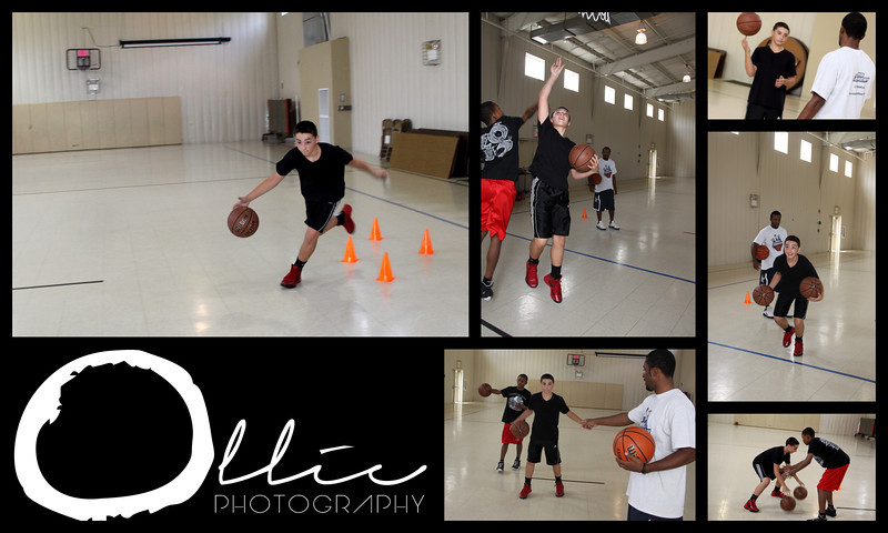 HoopLab Session on July 26, 2012
