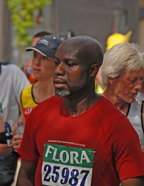Abdul Olabaji - 5hrs 38 mins