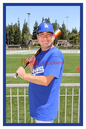 2014 ML Dodgers 4x6 12