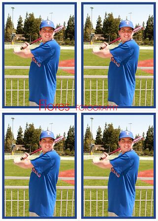 2014 ML Rangers 5x7 12