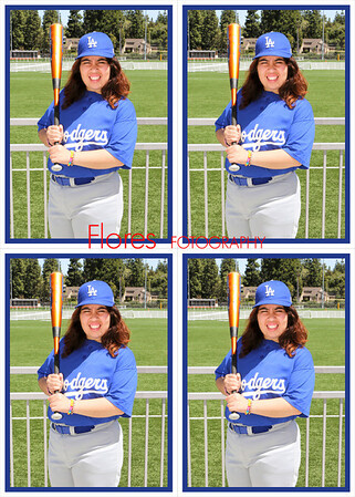 2014 ML Dodgers 5x7 08