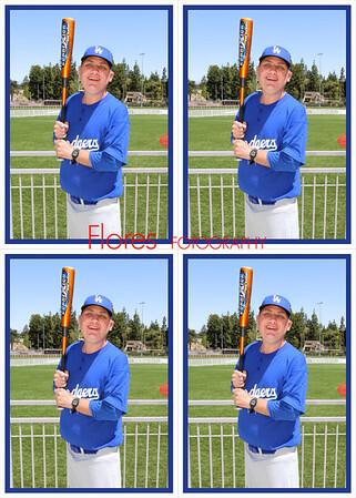 2014 ML Dodgers 5x7 14