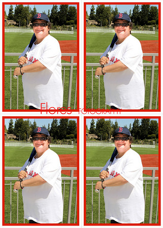 2014 ML Red Sox 5x7 10