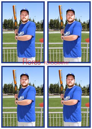 2014 ML Dodgers 5x7 13
