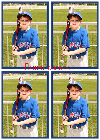 2014 ML Rangers 5x7 10